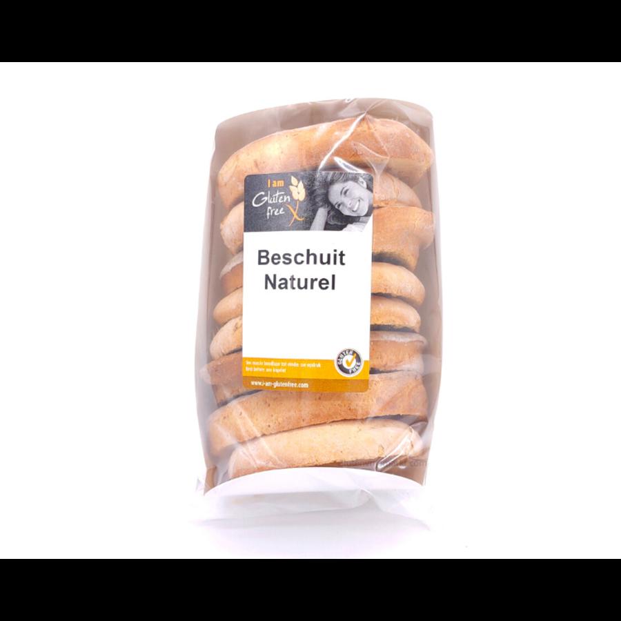 Glutenvrij Beschuit