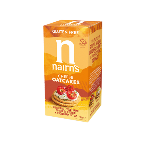 Nairns Cheese Oatcakes