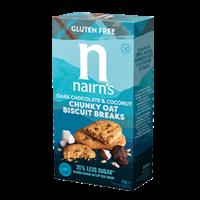 Biscuit Breaks Oats, Dark Chocolate & Coconut