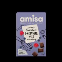 Chocolate Brownie Mix Biologisch