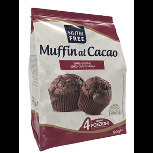 Nutrifree Choco muffins 4 stuks