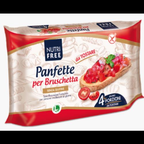 Nutrifree Bruschetta Broodjes