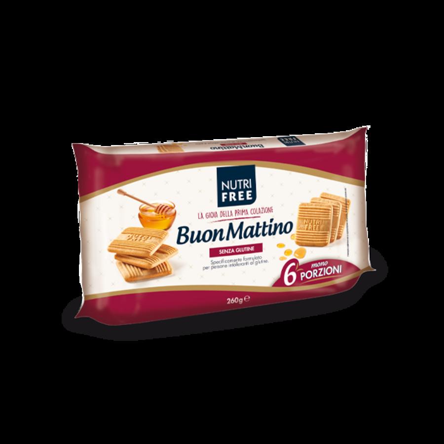 Ontbijtkoekjes met Honing en Melk