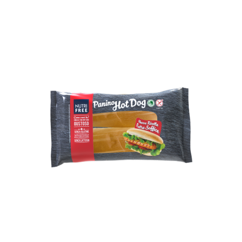Nutrifree Panino Hot Dog (Hotdog Broodjes)