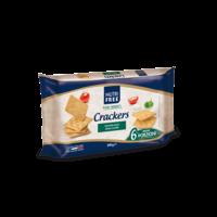 Gezouten crackers