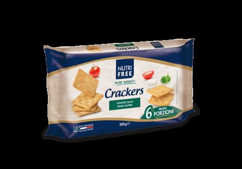 Nutrifree Gezouten crackers