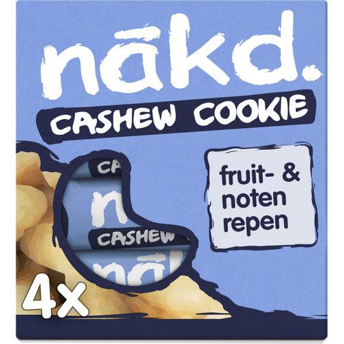 Nakd Cashew Cookie Bar 4-pack