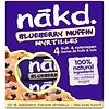 Nakd Blueberry Muffin Bar 4-pack
