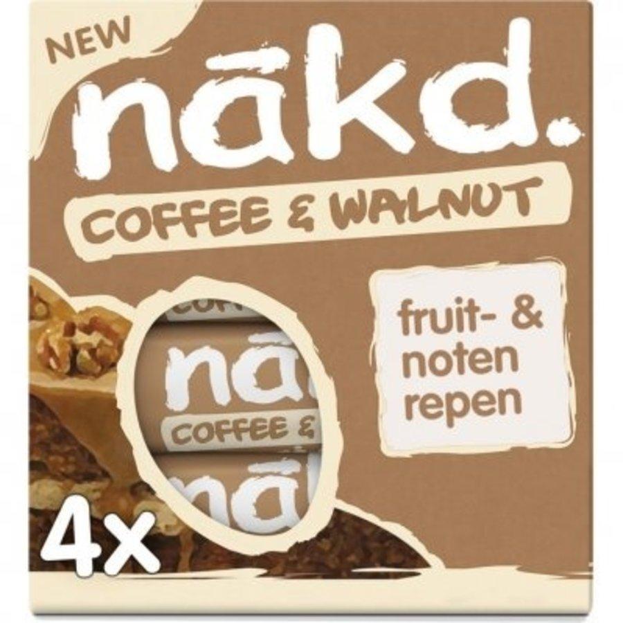 Coffee & Walnut Bar 4-pack