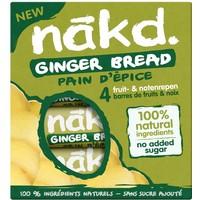 Ginger Bread Bar 4-pack