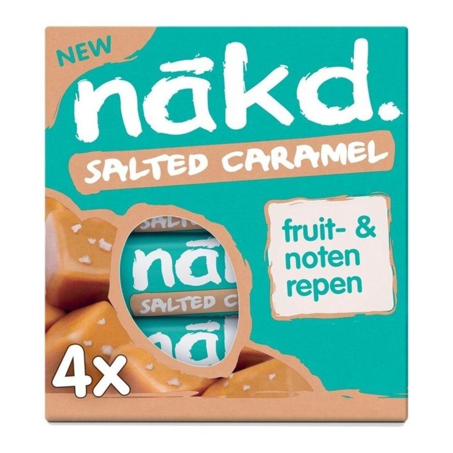 Salted Caramel Bar 4-pack
