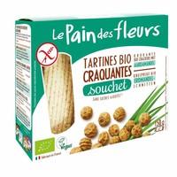 Krokante Crackers Aardamandel Biologisch