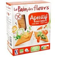 Crackers Tomaat Paprika Biologisch