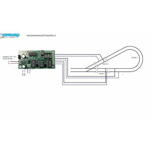 DTS KeerPlus3; Reverse loop solution