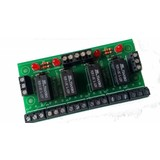DTS HPP4 relay module building kit 12V