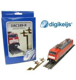 DIGIKEIJS Digikeijs lichtset voor Roco BR185 & BR 189