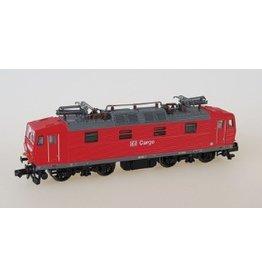 KUEHN MODELL Kuehn BR 180 | DB Cargo | Verkeersrood | Tijdperk V