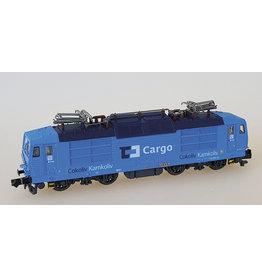 KUEHN MODELL Kuehn BR 372 | CD Cargo | Schlumpfine | Tijdperk V