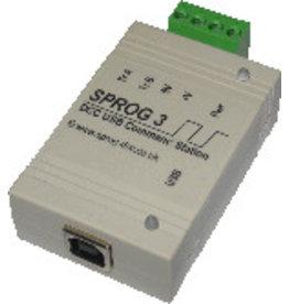SPROG DCC Sprog 3 programmer