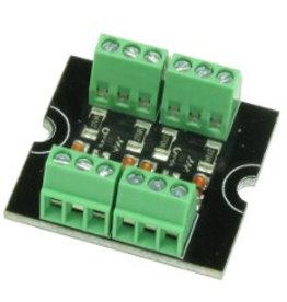 DIGIKEIJS Digikeijs DR4103 Common Cathode Modul für DR4018 (4 Stück)
