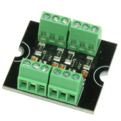 DIGIKEIJS Digikeijs DR4103 Common Cathode module voor DR4018 (4 stuks)