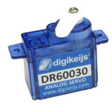 DIGIKEIJS Digikeijs DR60030 analoge mini servo