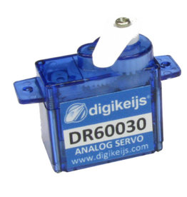 DIGIKEIJS Digikeijs DR60030 analoge mini servo