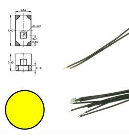 DIGIKEIJS Digikeijs DR60091 Gele led aan draad (5 stuks)