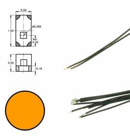 DIGIKEIJS Digikeijs DR60092 Oranje led aan draad (5 stuks)