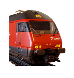 Uitbreiding iTrain 4 Standaard naar Plus