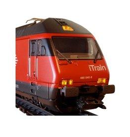 Uitbreiding iTrain 4 Plus naar Pro