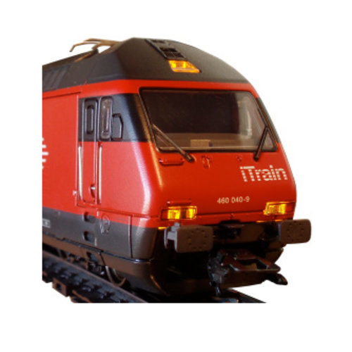 Upgrade iTrain 3 Pro naar iTrain 4 Plus