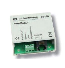 UHLENBROCK Uhlenbrock 65110 MFU-Modul