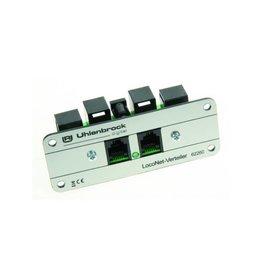 UHLENBROCK Uhlenbrock 62260 LocoNet distributor with built-in front