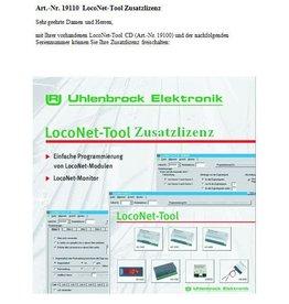 UHLENBROCK Uhlenbrock 19110 license for Loconet