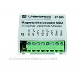 UHLENBROCK Uhlenbrock 67200 Switch decoder magnet MD2