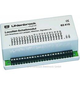 UHLENBROCK Uhlenbrock 63410 LocoNet-Schaltmodul ( Digital)
