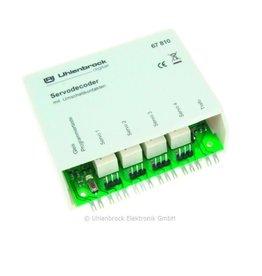 UHLENBROCK Uhlenbrock 67810 Servo decoder with polarization relay