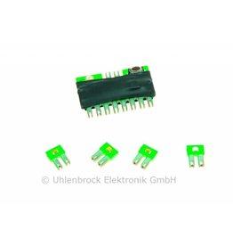 UHLENBROCK Uhlenbrock 67400 Led effect lighting set