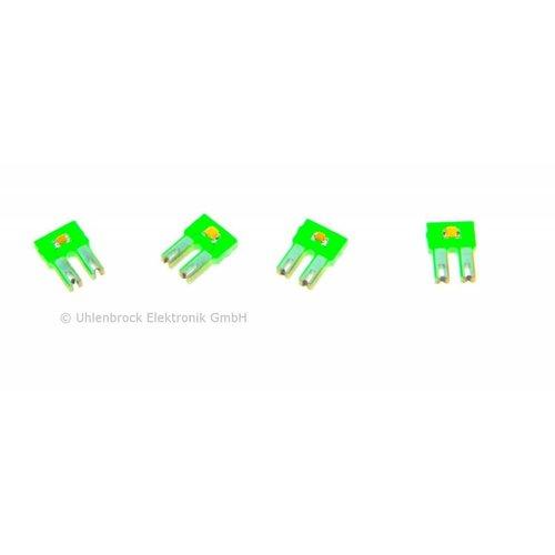 UHLENBROCK Uhlenbrock 67411 Led effect verlichting warmwit (4 stuks)