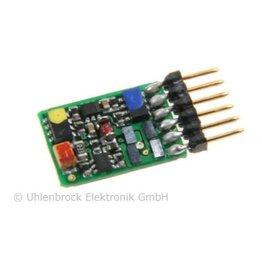 UHLENBROCK Uhlenbrock 73415 IntelliDrive2 mini 6-Pins NEM651