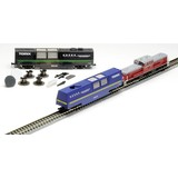 TOMYTEC TomyTec railreinigingswagen TOMIX blauw (Stofzuigerfunctie)