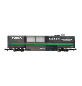 TOMYTEC TomyTec rail cleaning trolley TOMIX transparent (vacuum function)