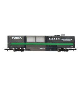 TOMYTEC TomyTec railreinigingswagen TOMIX doorzichtig (stofzuigfunctie)