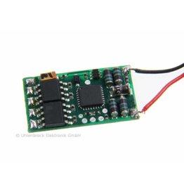 UHLENBROCK Uhlenbrock 76900 Multi functiedecoder bedraad