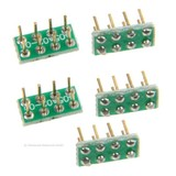 UHLENBROCK Uhlenbrock 71651 8-pin connection plug NEM652 (5 pieces)