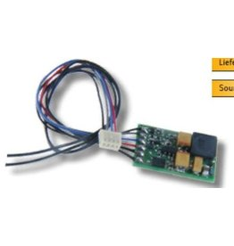 UHLENBROCK Uhlenbrock 36520 IntelliSound 4 decoder bedraad NEM652 (SUSI)