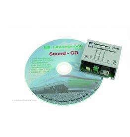 UHLENBROCK Uhlenbrock 31050 Sound-Ladeadapter