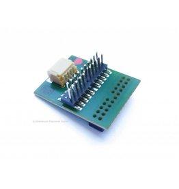UHLENBROCK Uhlenbrock 31030 IntelliSound SUSI - PluX/21pol. Adapter