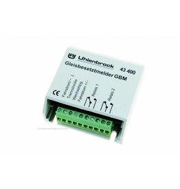 UHLENBROCK Uhlenbrock 43400 GBM Track occupancy detector + relay